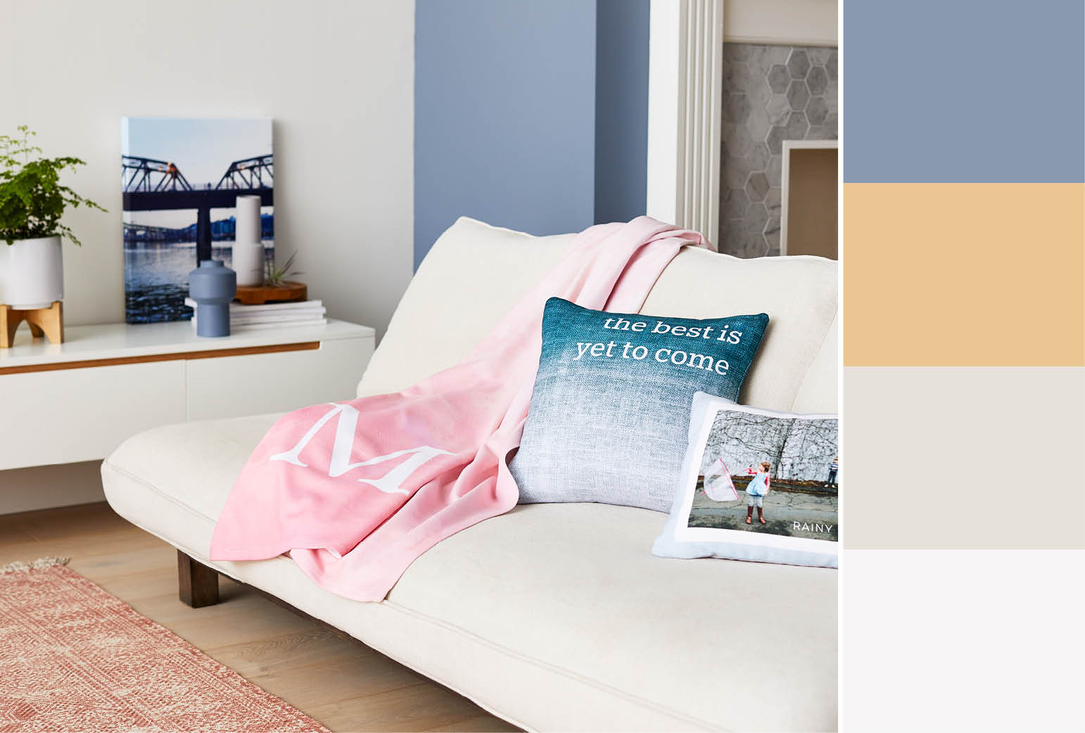 Accent Room Colors 30 Accent Wall Color Combinations To Match Any Style Shutterfly
