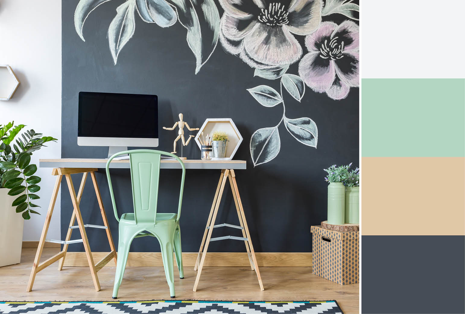 Accent Walls Paint Ideas 30 Accent Wall Color Combinations To Match Any Style Shutterfly