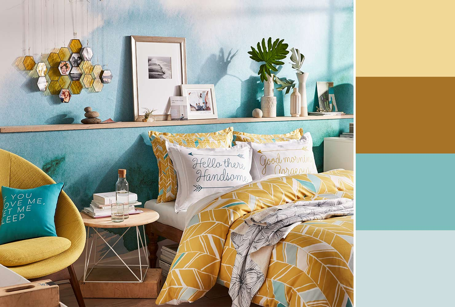 Teal Pictures Bedroom 27 Bedroom Color Combinations For Every Style Shutterfly