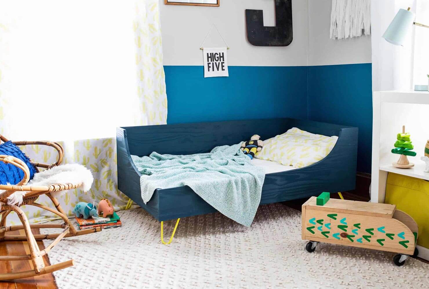 Themed Toddler Beds 24 Toddler Room Ideas That Will Make You Wish You Were A Kid