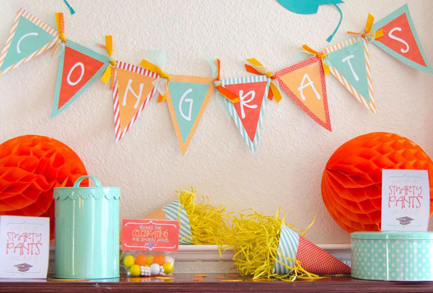 Around The World Decoration Ideas 90 Graduation Party Ideas Your Grad Will Love In 2019 Shutterfly