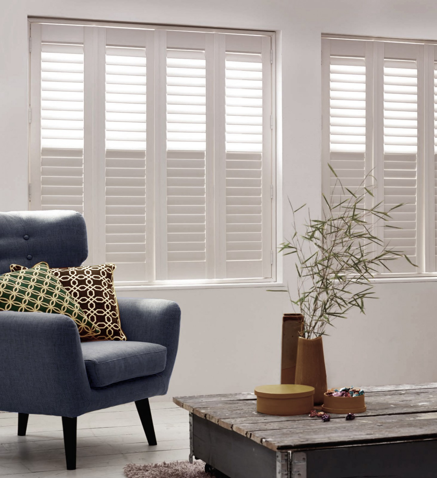 Scandi Style How To Create A Scandi Style Room With Wooden Shutters