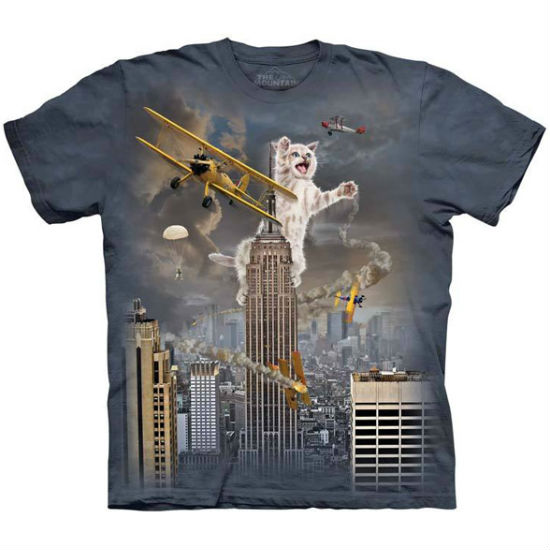 King Kitten T-shirt