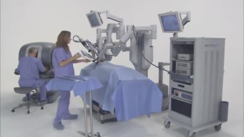 da Vinci Surgical System