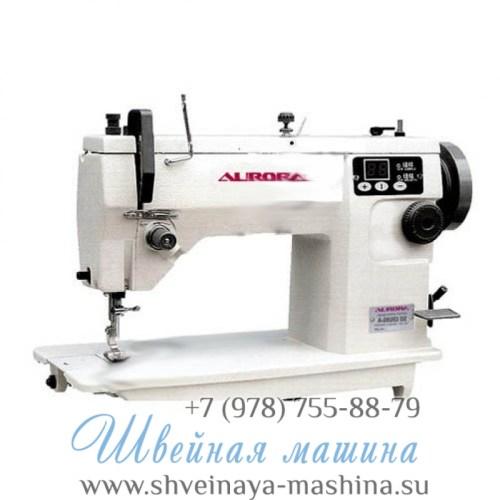 Промышленная швейная машина строчки зиг-заг Aurora A-20U53 DZ 1