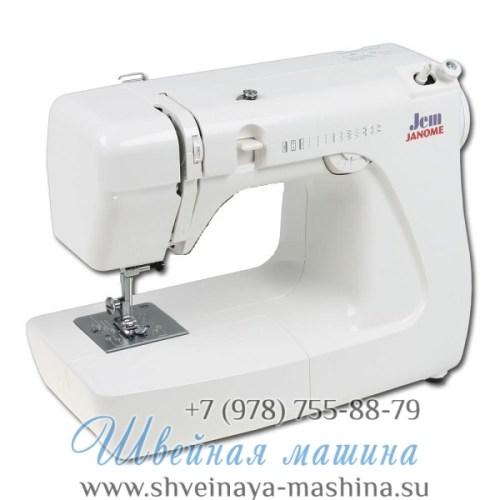 Швейная машина Janome Jem 1
