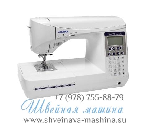 Электронная швейная машина Juki HZL-F400 1