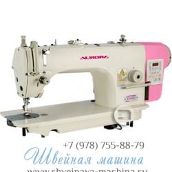 Прямострочная промышленная швейная машина Aurora A-8800 (прямой привод) 1