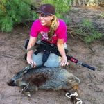 First Hunt – Natalie Foster from A Girl's Guide to Guns Takes On Tactical Hog Hunting