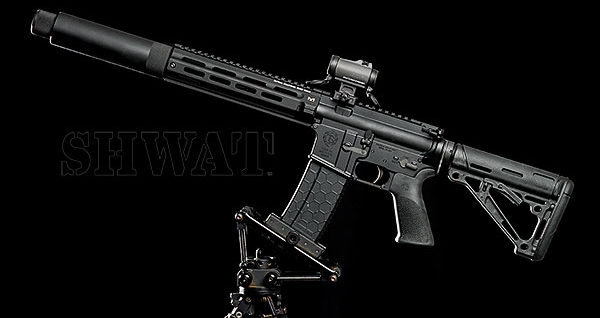 Tactical Solutions TSAR 300 Blackout