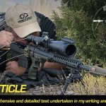 First Round Long Range Hits for Hunters and Shooters? Reviewing the David Tubb DTR Reticle