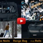 The Tough As Nails Range Bag that Rolls – Elite Range Roller Review Video