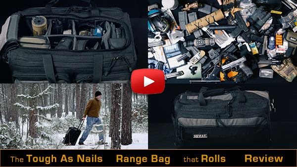 Elite Survival Systems Range Roller Bag Review