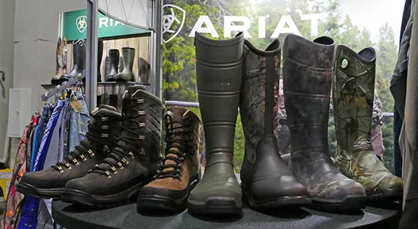 Ariat Hunting Boots