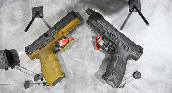HK Vp9 tactical