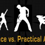 Range Dancing vs. Practical Application
