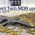 2017 Desert Tech MDR Status and Live Fire Update