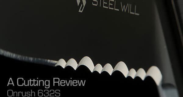 Review Steel Will Onrush 632s