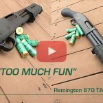 Remington 870 TAC-14 – A Quarter Inch of Freedom, Miles of Fun