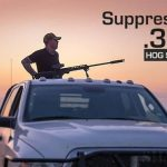 Hog Sniping with Suppressed Subsonic .308 Bolt Actions and Maker Bullets
