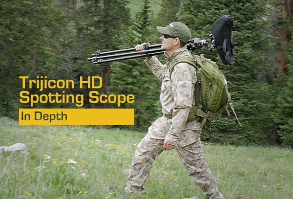 Trijicon HD Spotting Scope Review