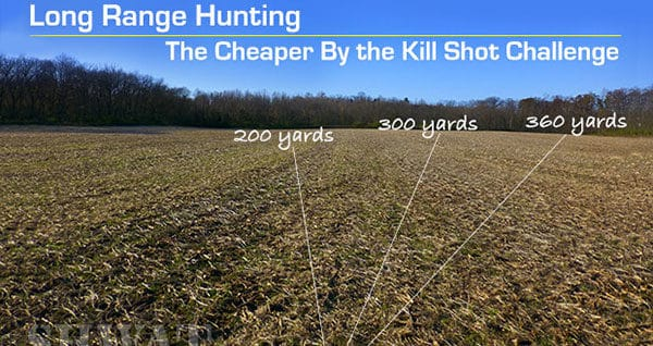 Long Range Hunting