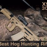 Change the Caliber Change the Game – We Take the X95 Tavor 300 Blackout Tactical Hog Hunting!
