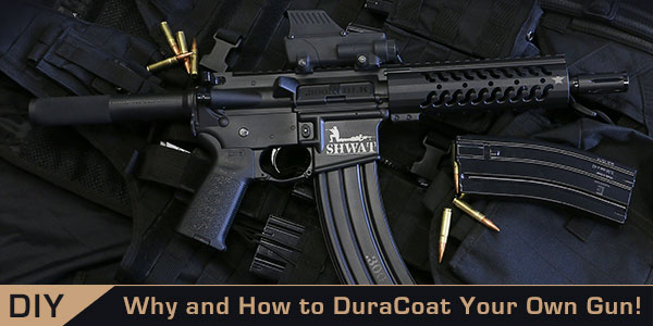 Hot to Duracoat