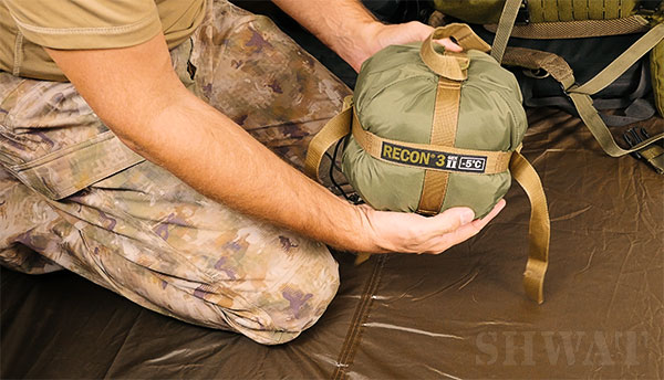 Recon sleeping bag