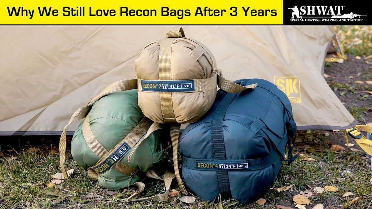 Recon Bag review