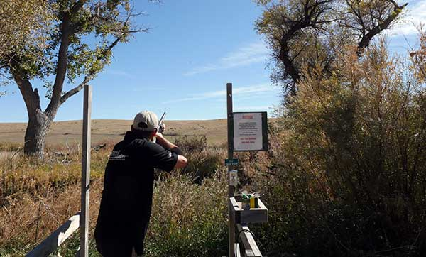 Shotgun Training with Dean Blanchard