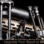 Time to Upgrade from Your VHS Era Bipod to the ZRODELTA DLOC-SS Aimtech Warhammer Bipod?