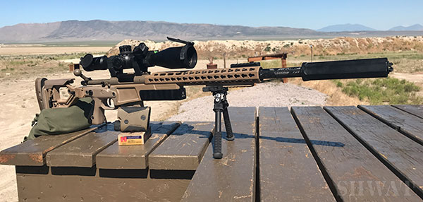 OSS suppressor vs muzzle brake
