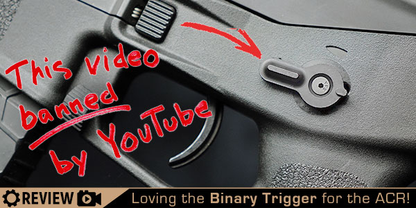 Franklin Armory Binary Trigger Review and Installation