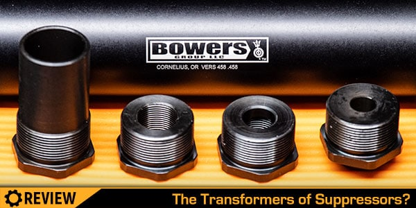 Bowers Suppressors Inserts