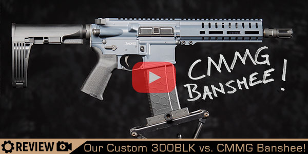 CMMG BANSHEE REVIEW