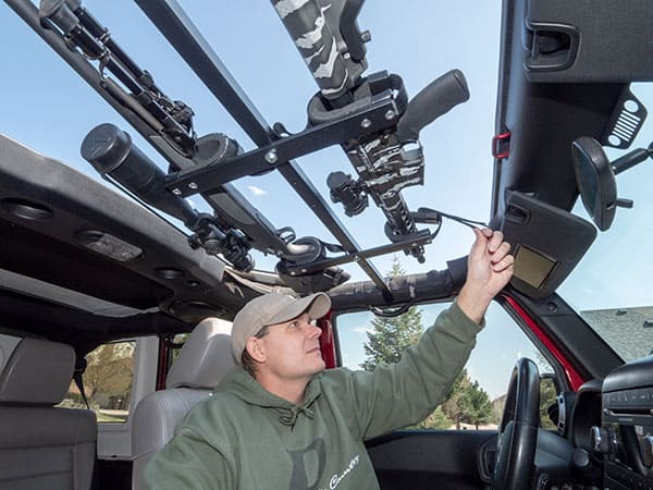 gun rack for jeep