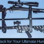 Gun Rack for Your Ultimate Hunting Vehicle? Quick-Draw Overhead Gun Rack