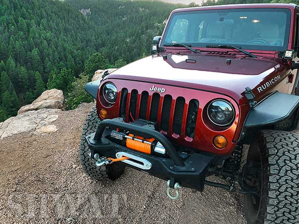 barricade winch on jeep