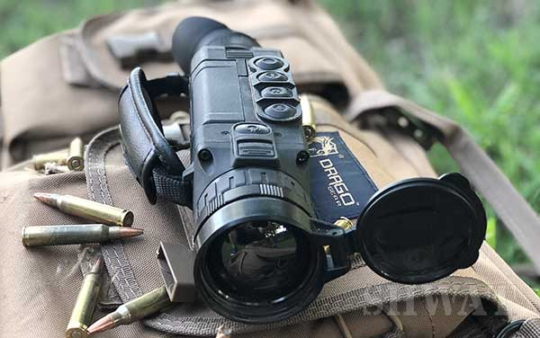 Pulsar thermal monocular