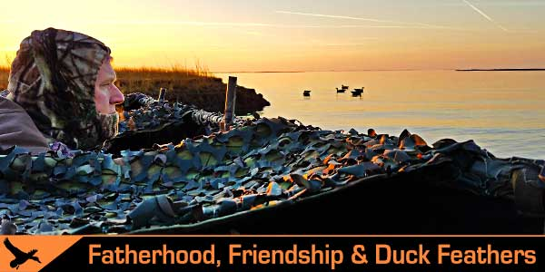 Salt Marsh Duck Hunt