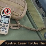 Kestrel and Applied Ballistics, it's not Rocket Science!