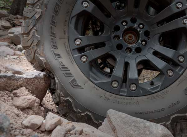 ultimate hunting vehicle tires