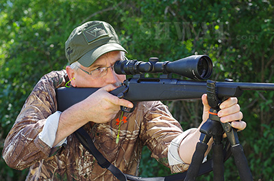 Remington 783 with scope