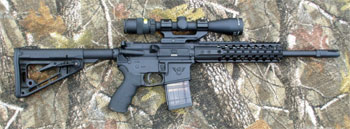 458 SOCOM Light Weight