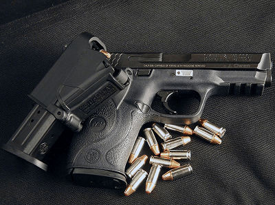 Smith and Wesson M and P