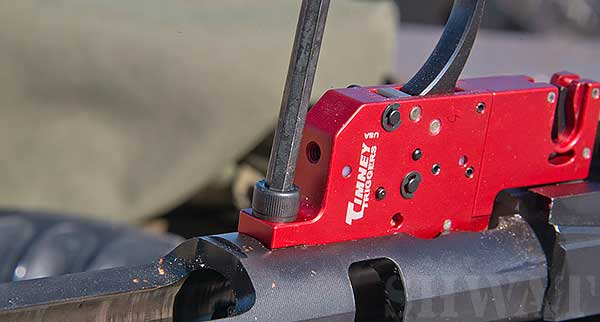 How to Install Ruger Precision Rifle Trigger