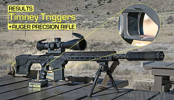 Timney trigger RPR review
