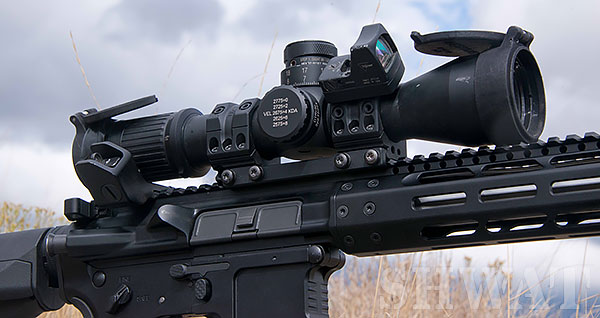 DTR Leupold Mark 6