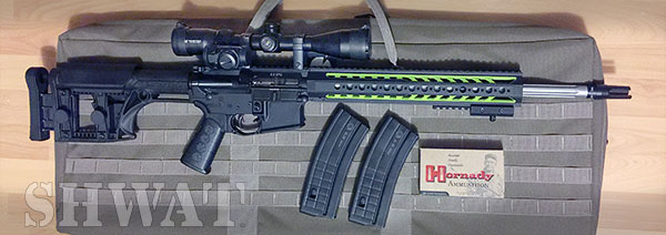 how to upgrade 6.8 rifle